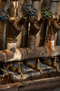 Lead in pipes, lead in water